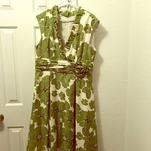 Jessica H floral dress size 14